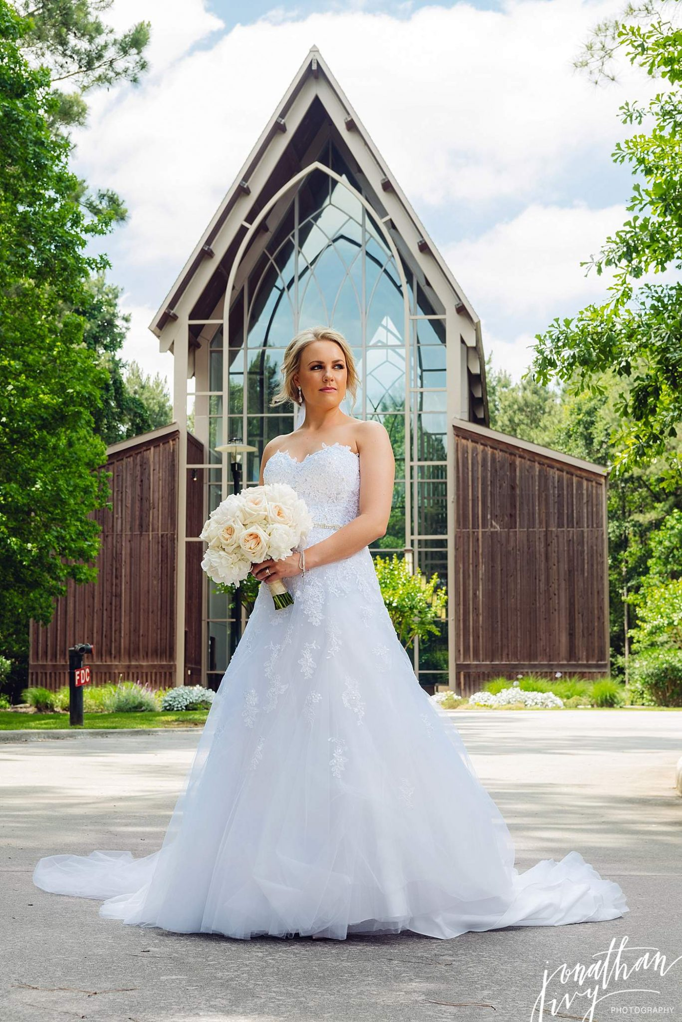 Chapel in the Woods Bridal
