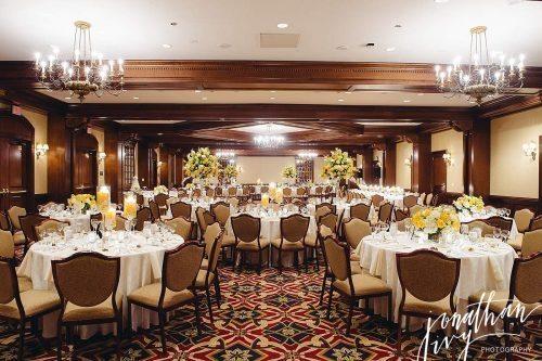 Houstonian Hotel Forest Ballroom Reception