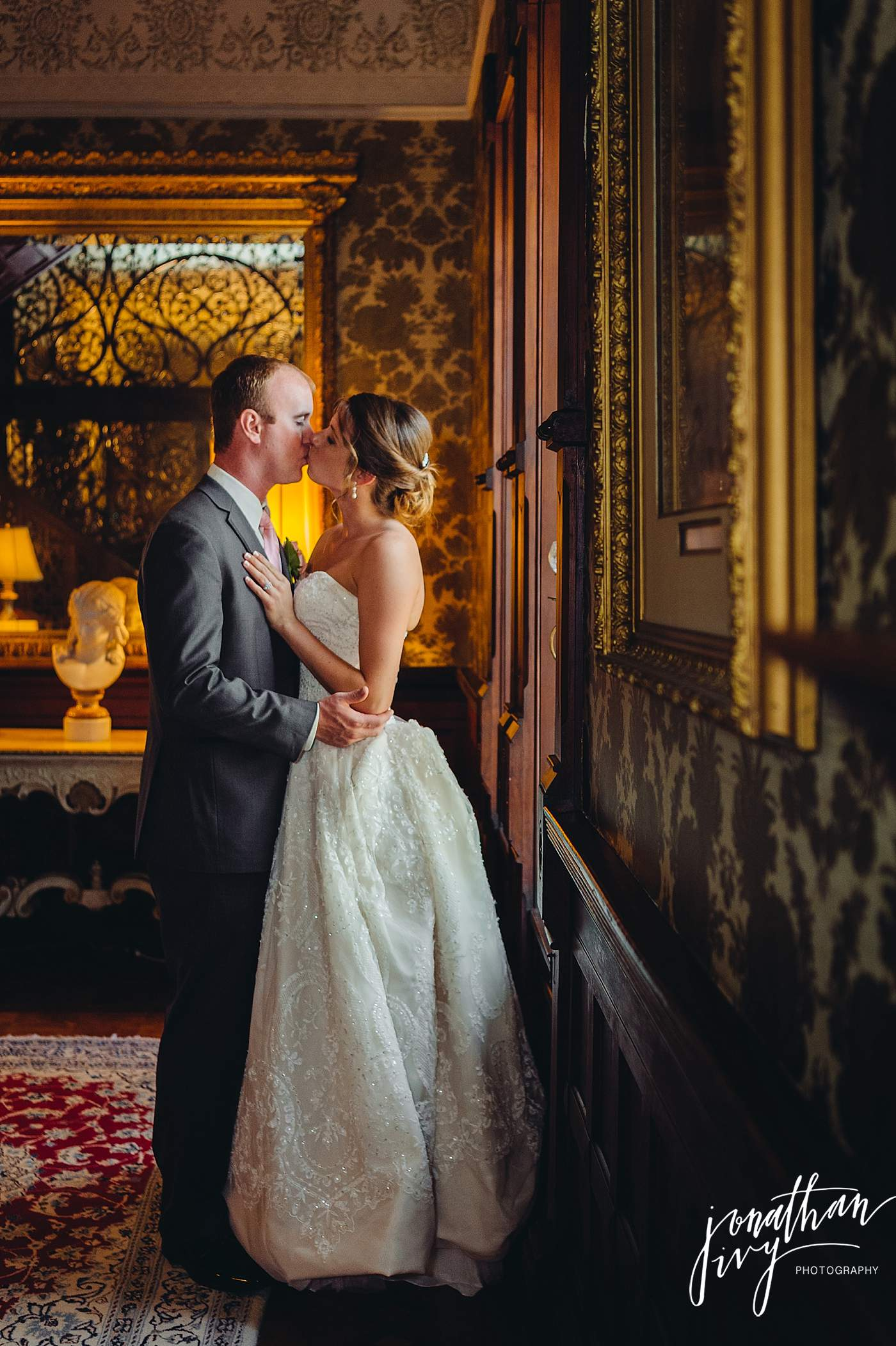 Chateau Bellevue Mansion Wedding