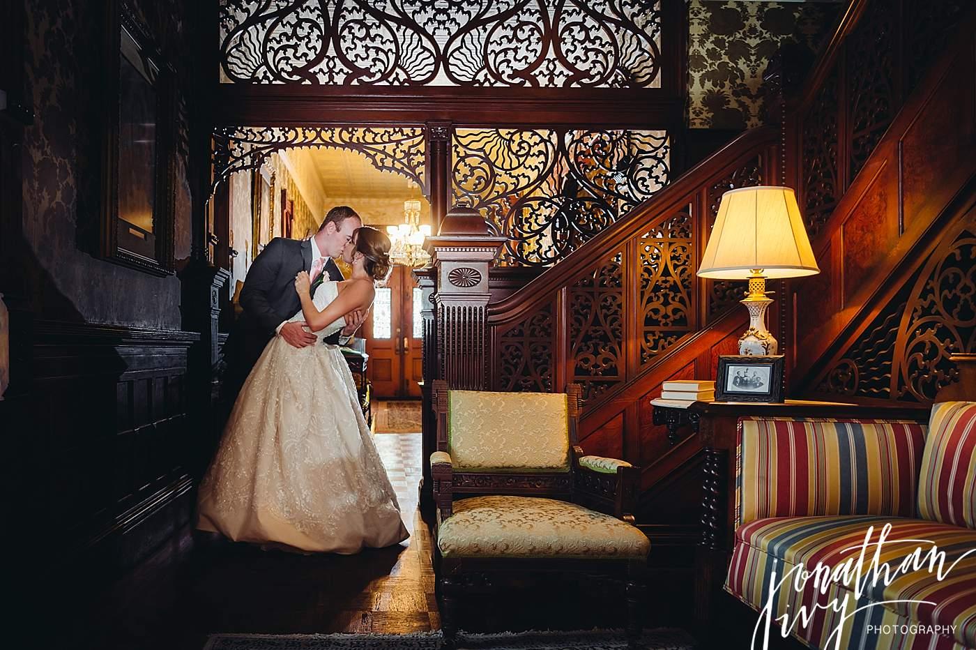 Chateau Bellevue Wedding in Austin