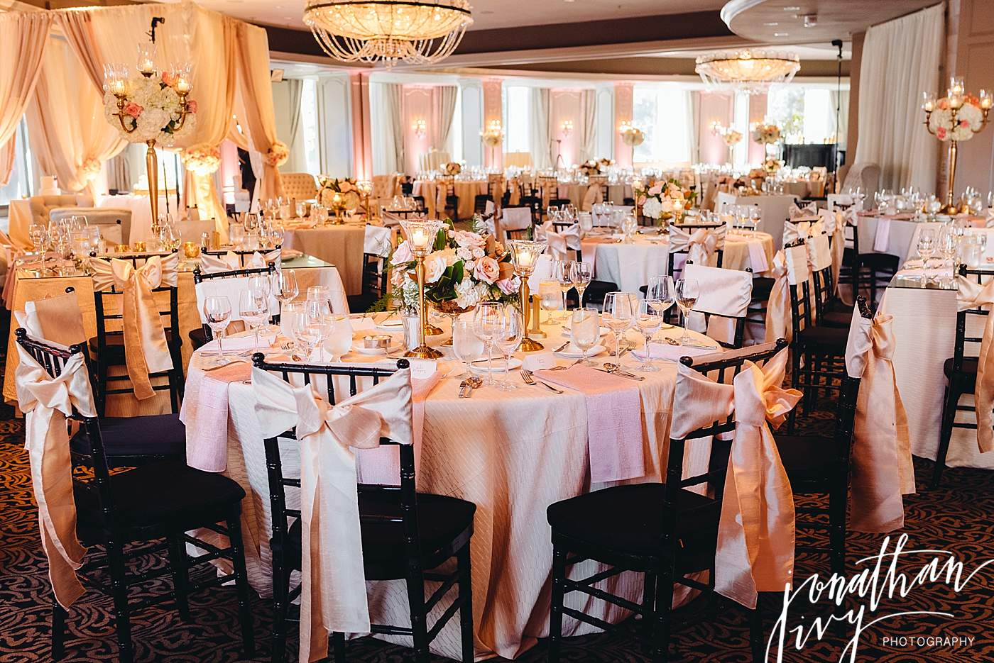 Hotel Zaza Houston Weddings Wedding Phantom Ballroom Reception