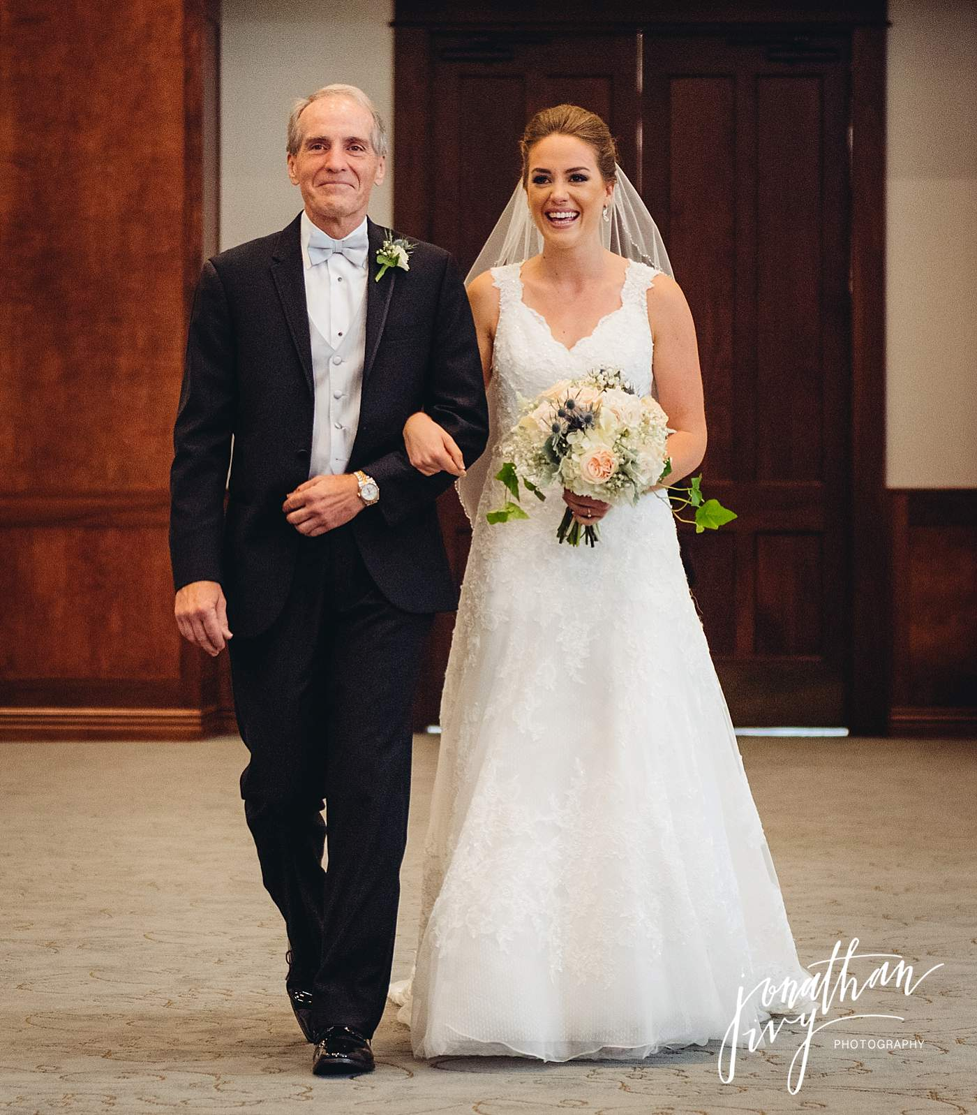 The Woodlands Country Club Palmer Course Wedding