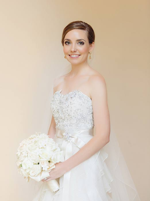 Elegant Bridal Portraits The woodlands