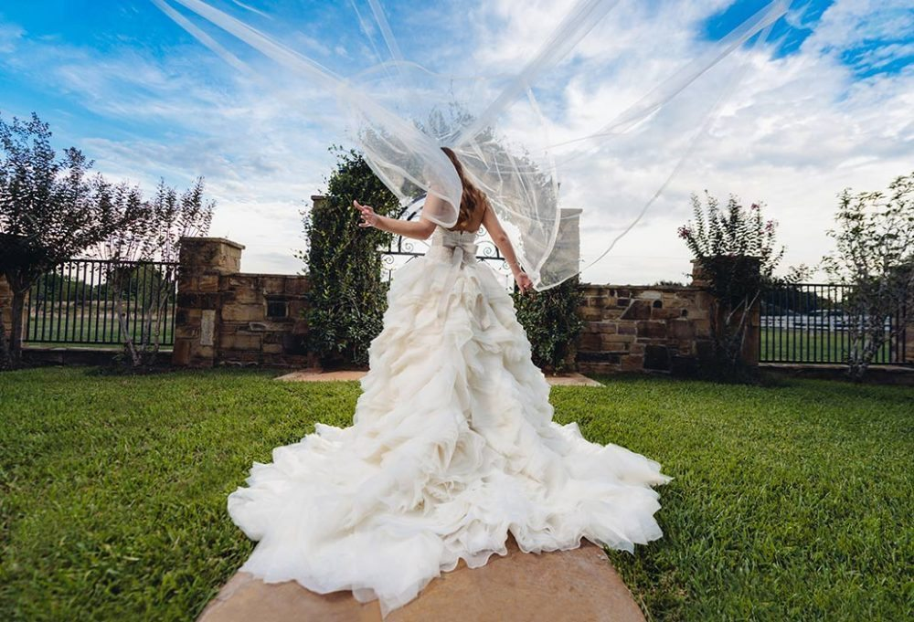 Outdoor Bridal The Woodlands