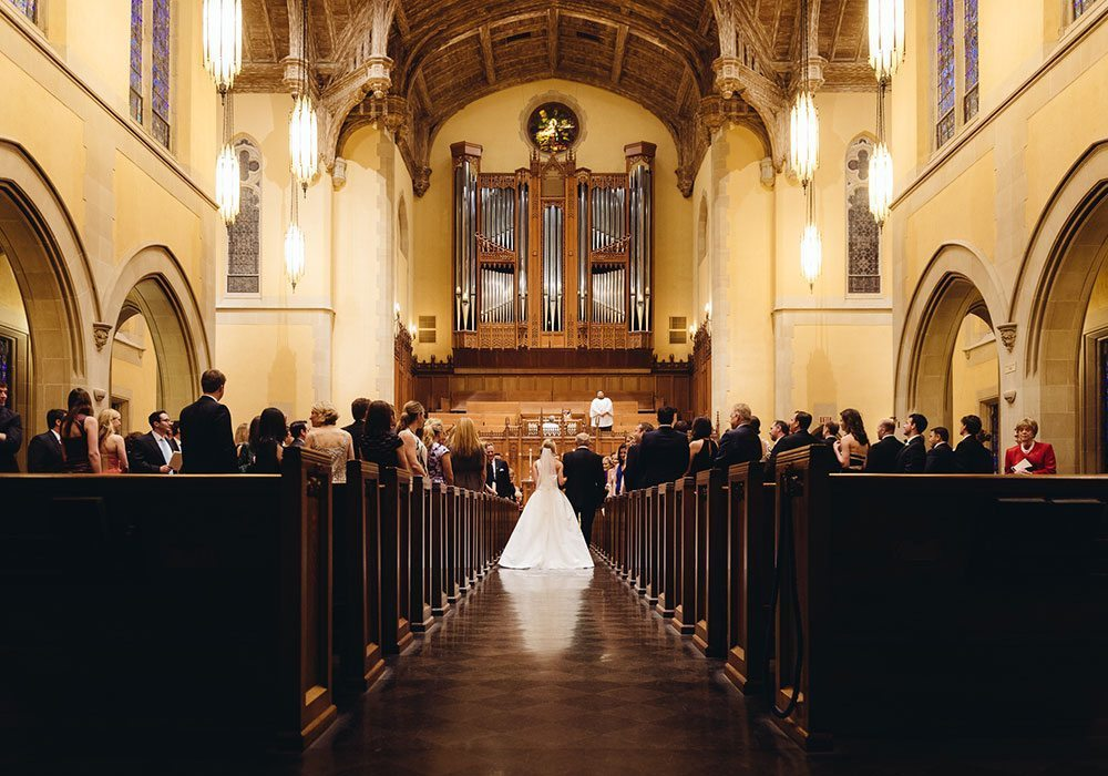 St Pauls Methodist Church Houston Wedding