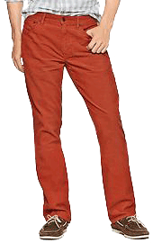 bright colored pants for mens engagement outfit ideas