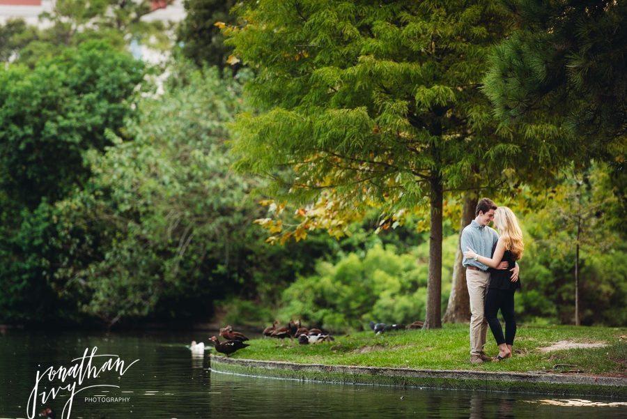 Engagement Photos Houston