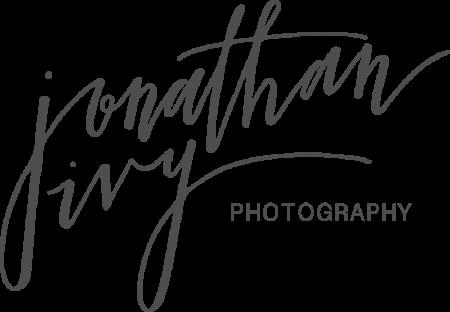 Jonathan Ivy Photography Logo