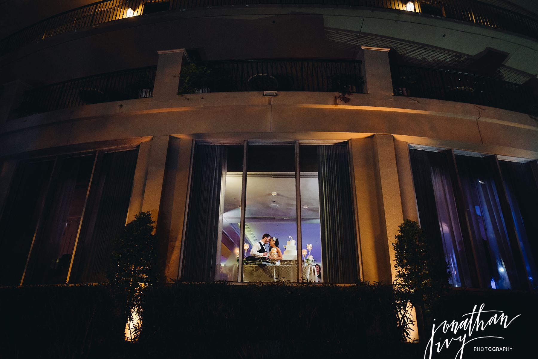 Hotel Zaza Houston Wedding Reception – Cottrell Wedding