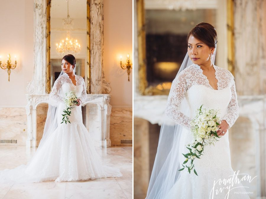 Asian Bridal Chateau Cocomar