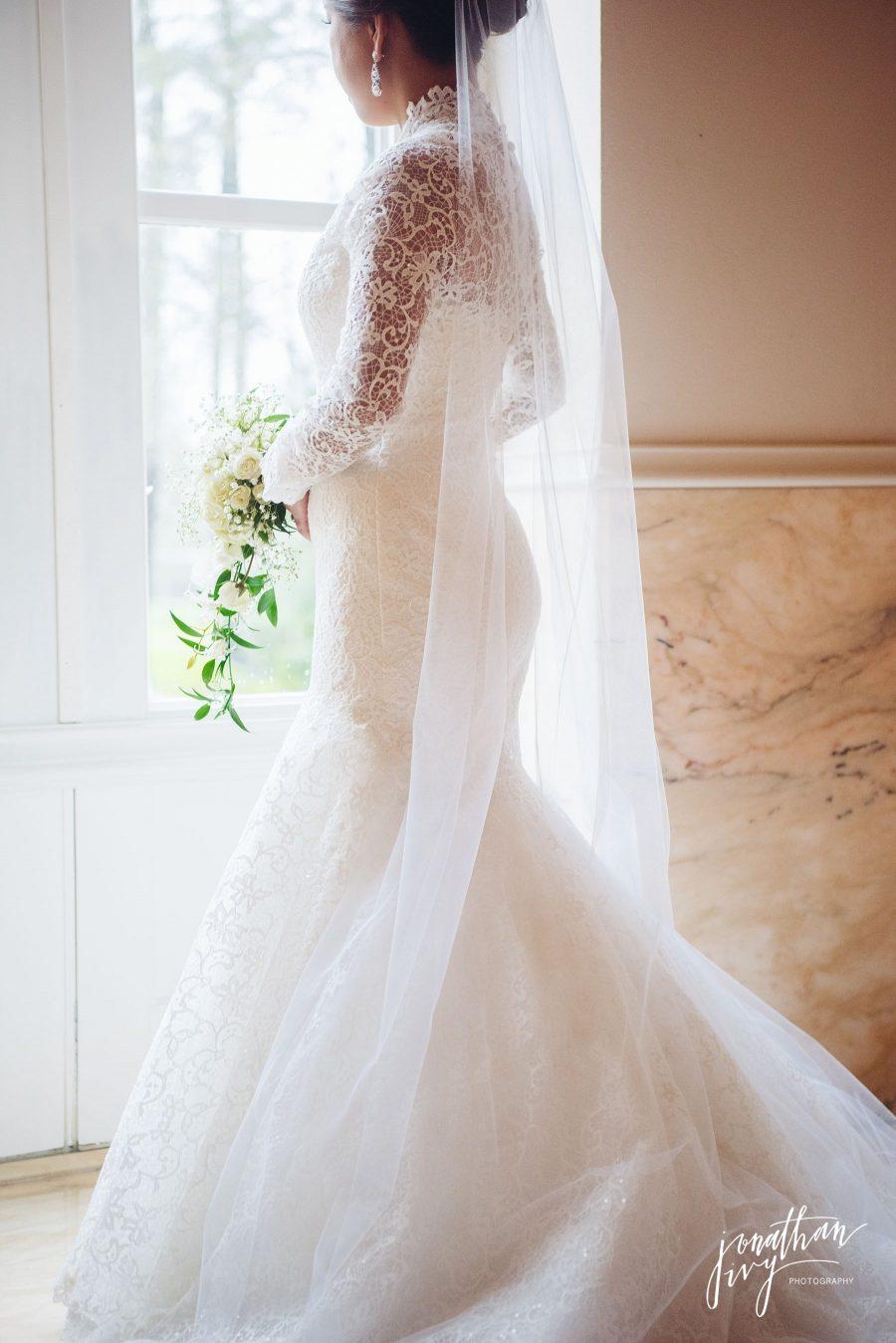 Bridal at Chateau Cocomar