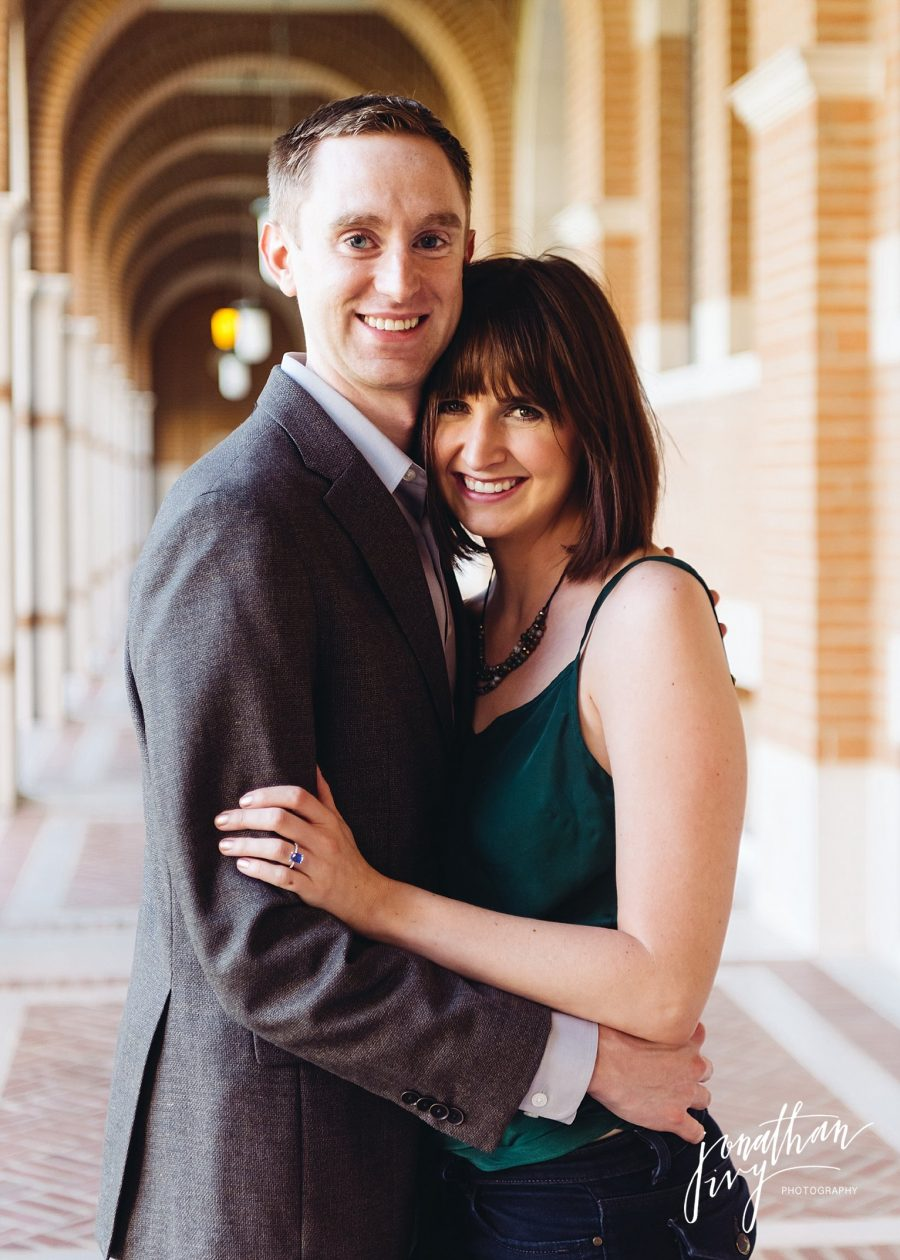 Hermann Park Engagement Photos_0001