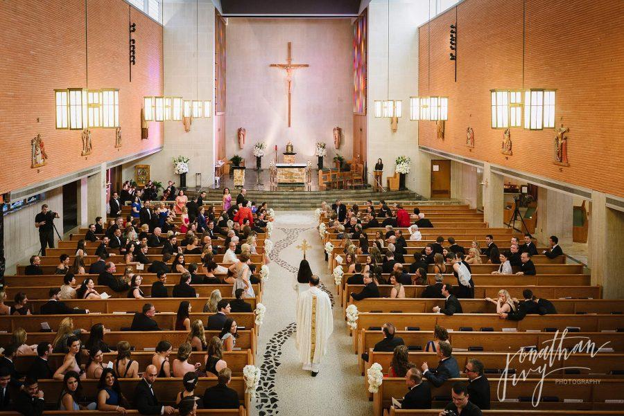 St Vincent De Paul Houston Wedding
