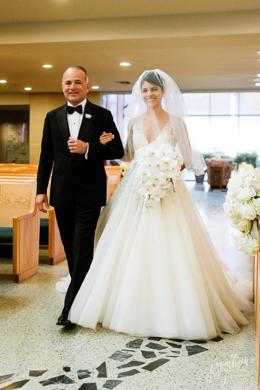Saint Vincent De Paul Houston Wedding