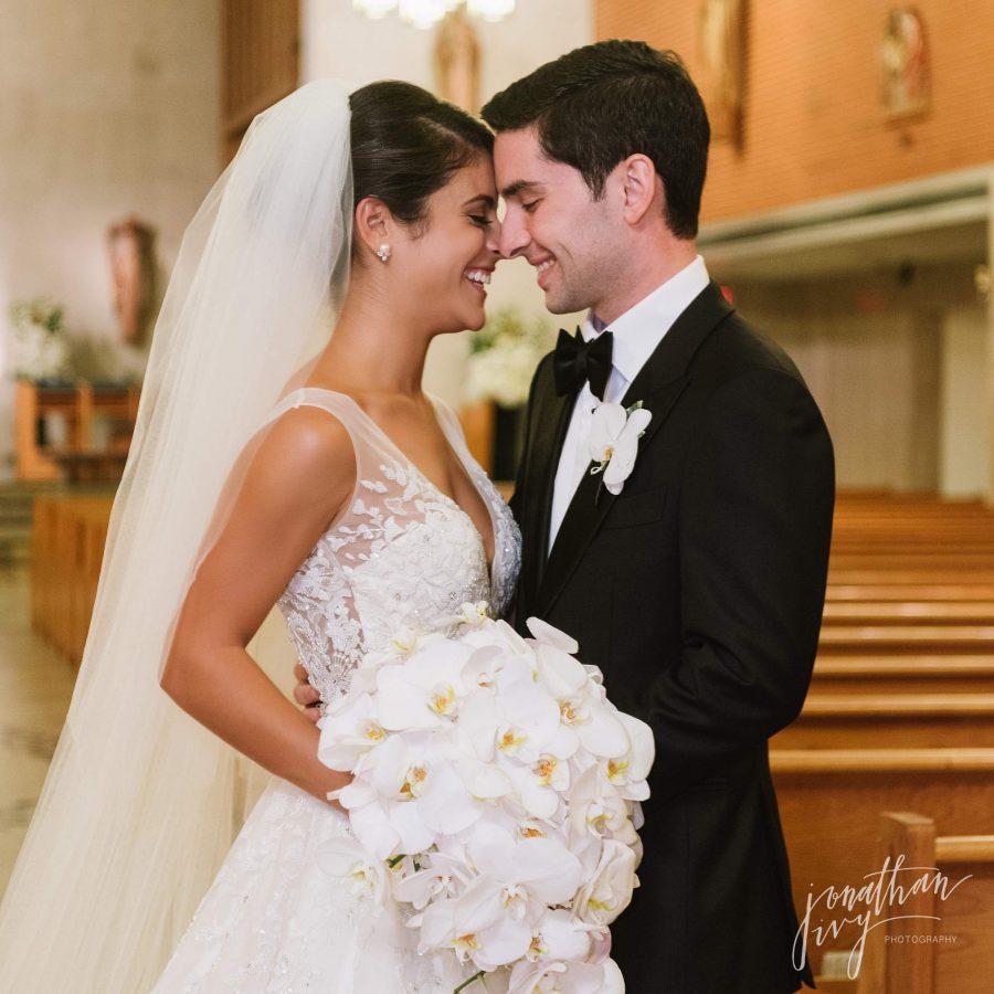 St Vincent De Paul Catholic Church Houston Wedding