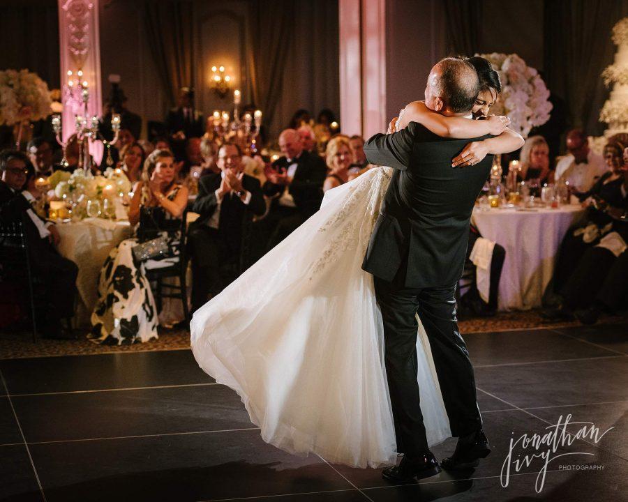Beautiful Father Daughter Dance