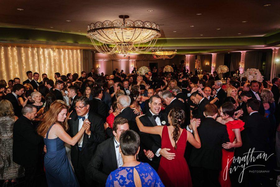 Hotel Zaza Wedding Reception Dancing
