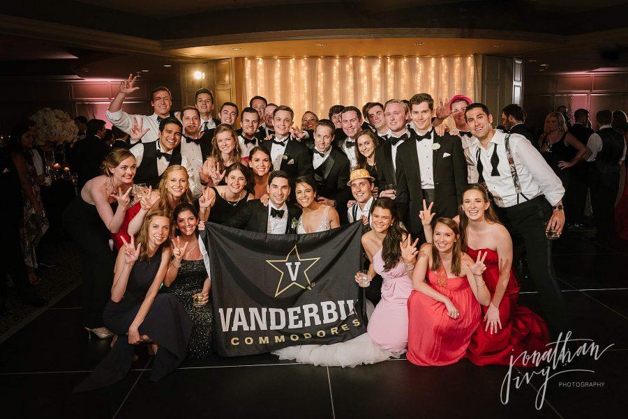 Vanderbilt Commodores Group Photo