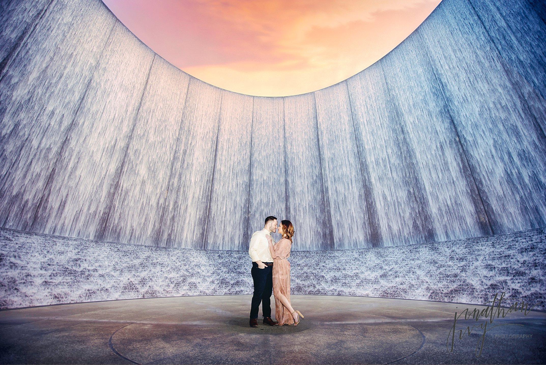 Beautiful Houston Engagement – Jordan & Matt