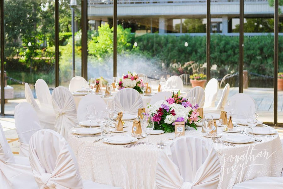 The Woodlands Resort Glass BallRoom