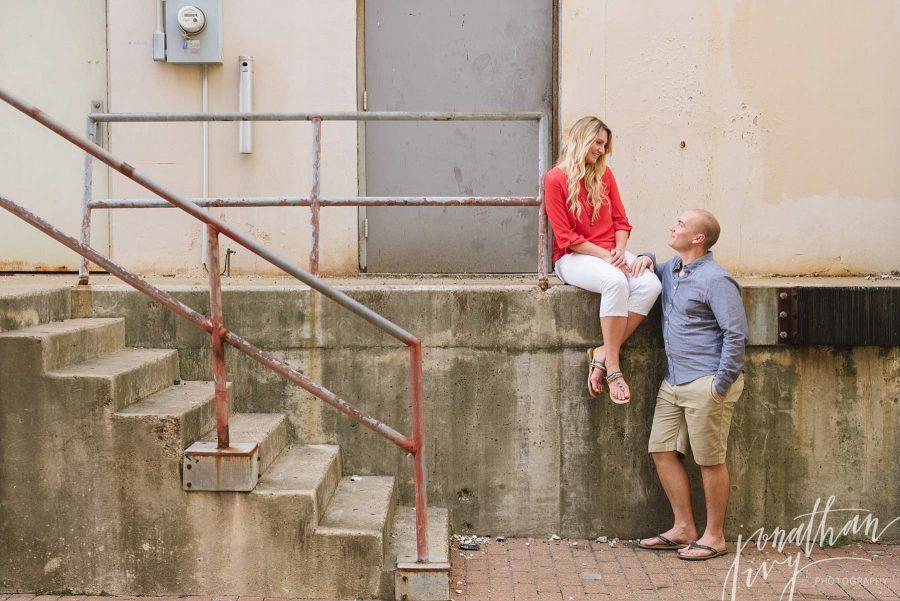 Galveston Engagement Photographer