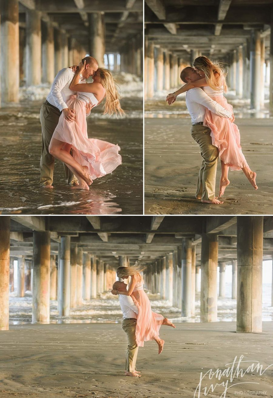 Galveston Beach Engagement Outfit Ideas