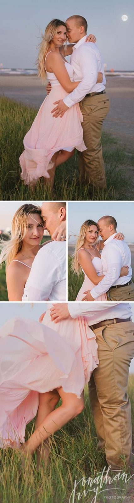 What to Wear to Beach Engagement Photos