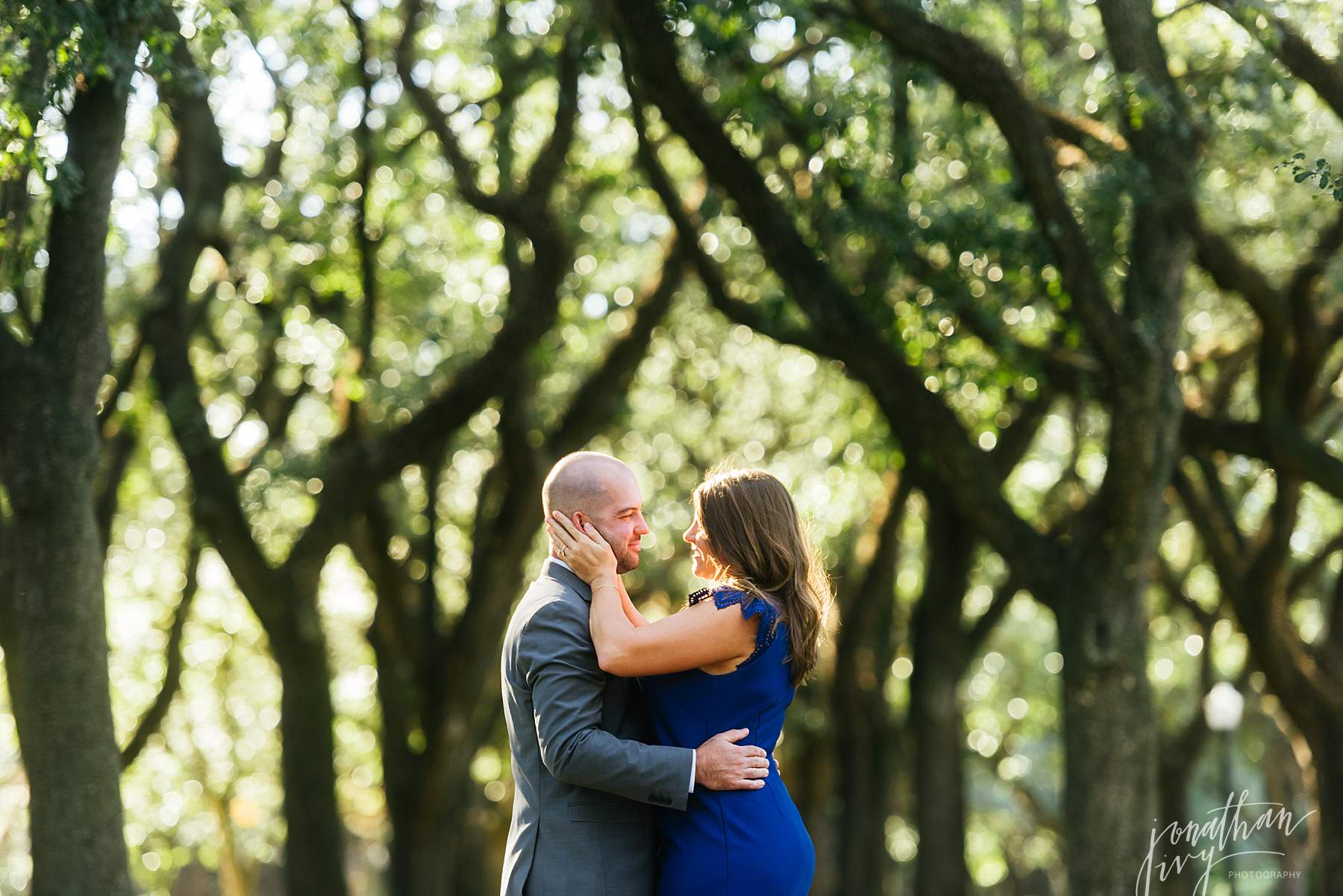 Beautiful Engagement Photos in Texas