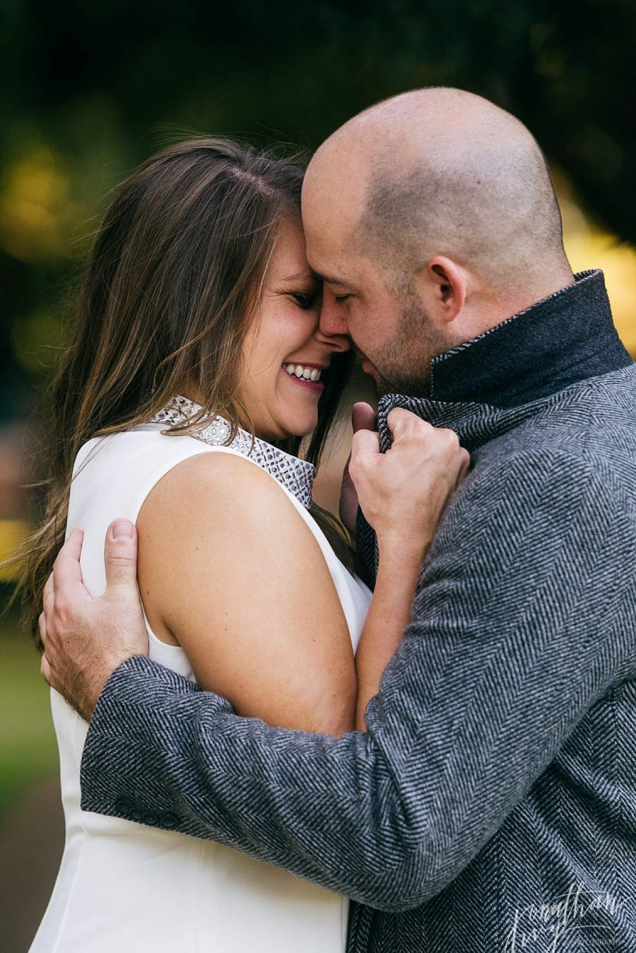 Fall Engagement Photo Ideas
