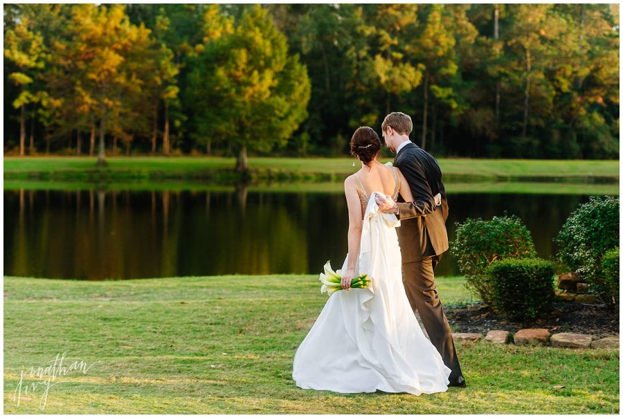 The Woodlands Country Club Wedding