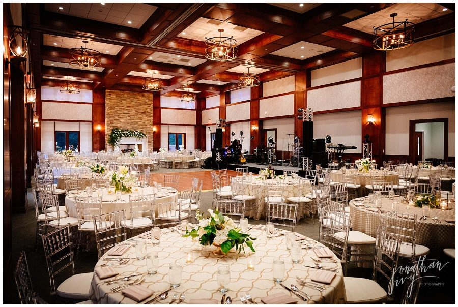 The Woodlands Country Club Reception