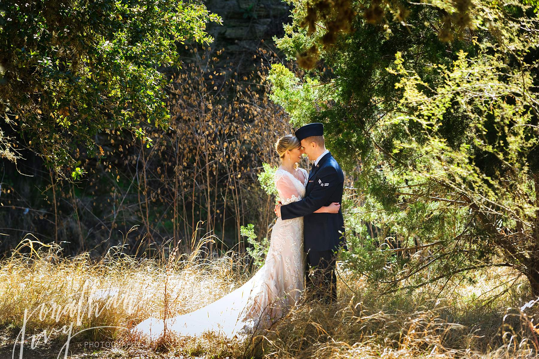 Canyon Springs Golf Club Wedding – Military Elopement Wedding