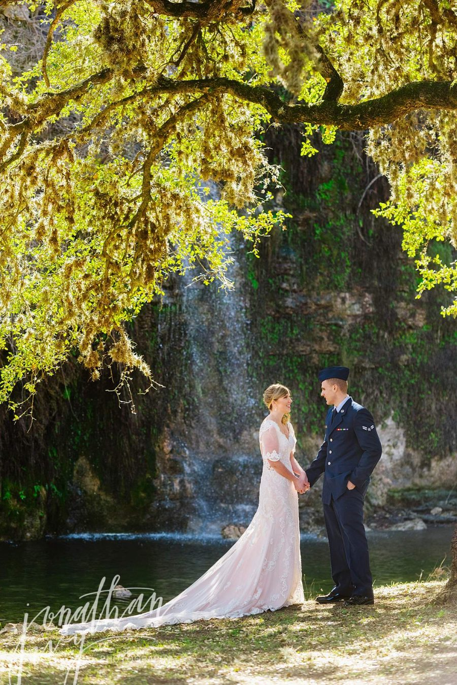 Oak Trees Canyon Springs Golf Club Wedding photos