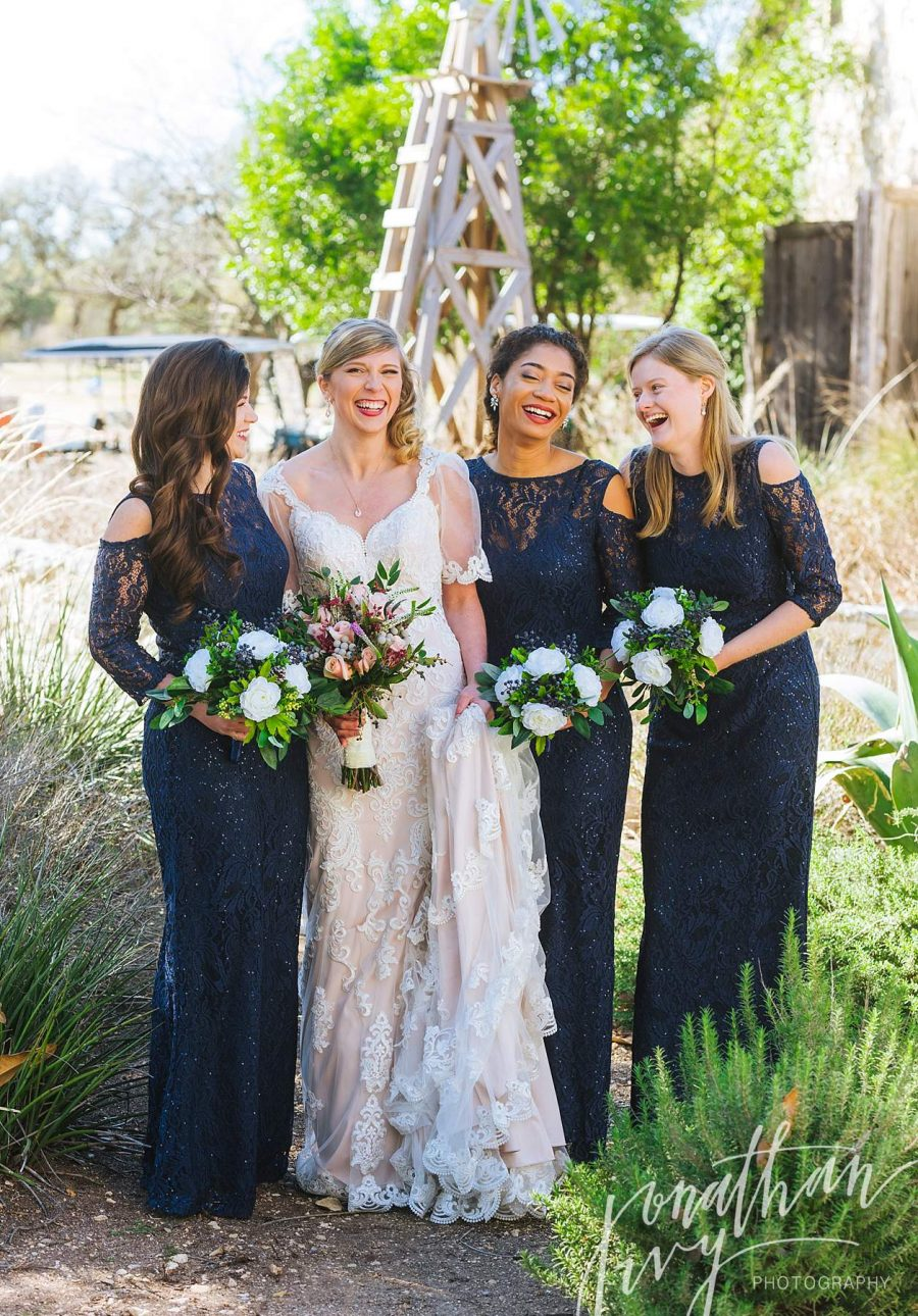 Bridesmaids at Canyon Springs Golf Club