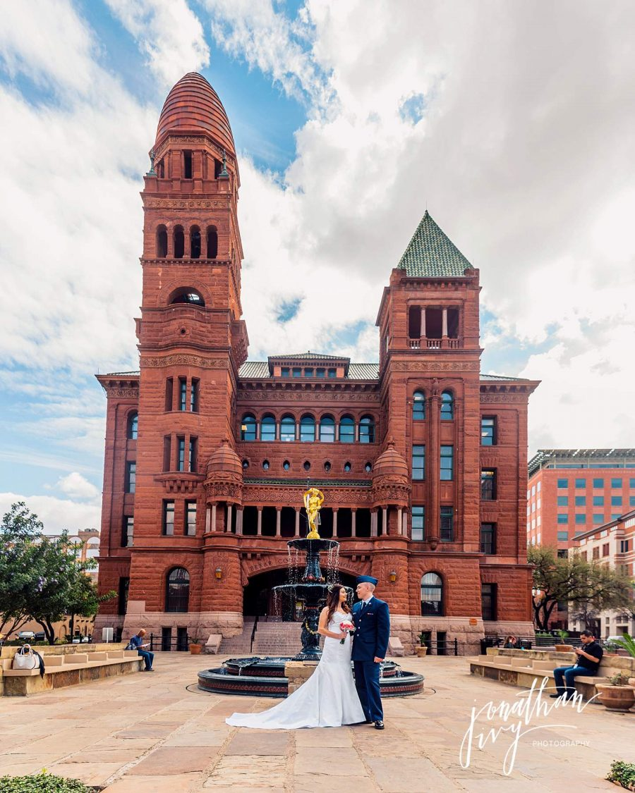 San Antonio Courthouse Wedding