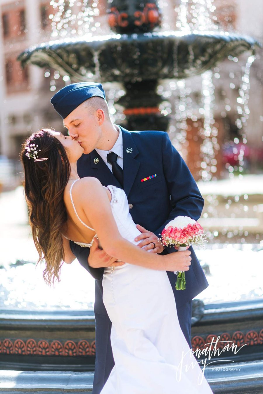 Bexar County Courthouse Wedding Photos