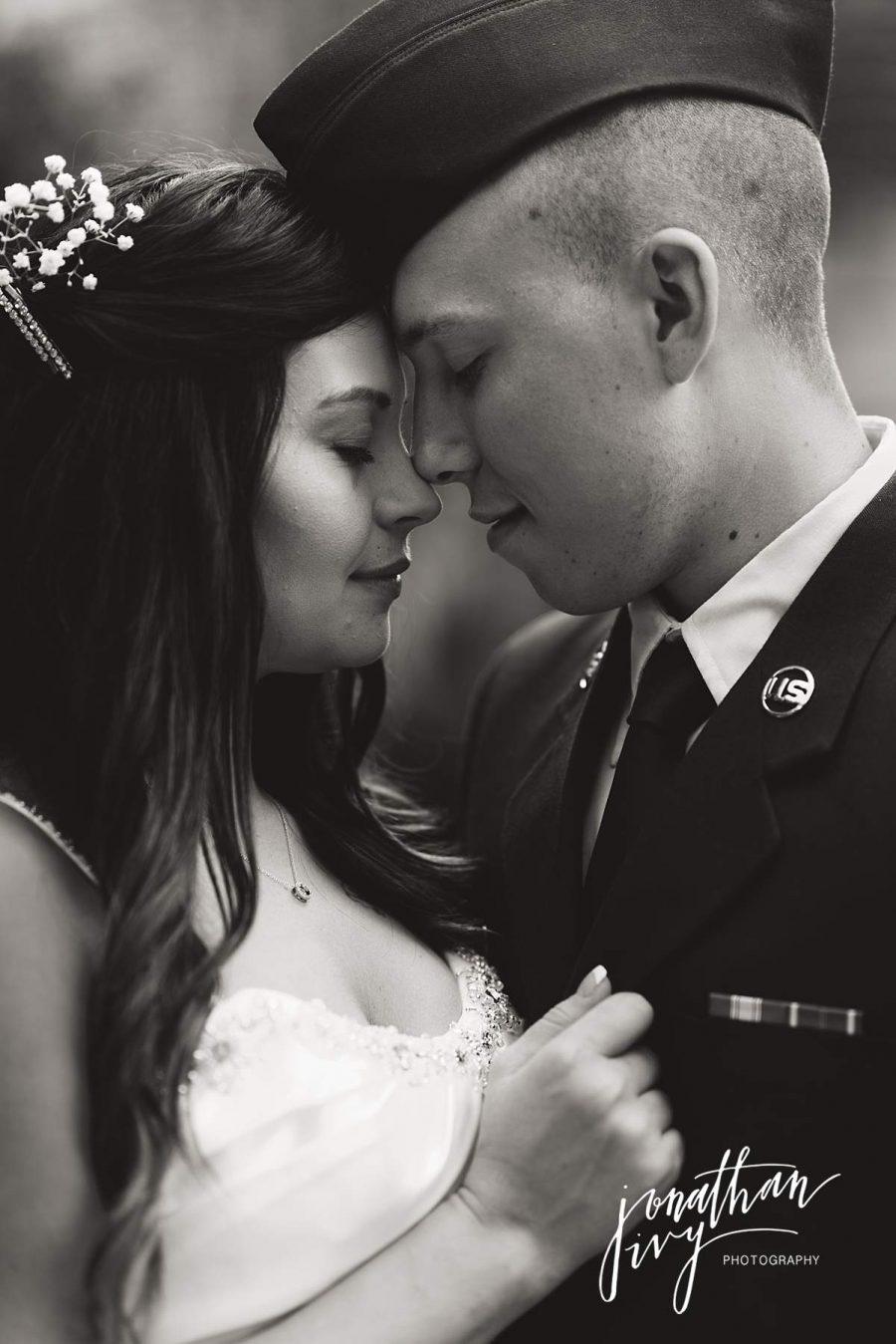 Bexar County Elopement Wedding Photos