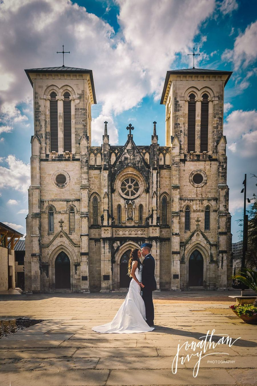 San Fernando Cathedral Wedding Photos
