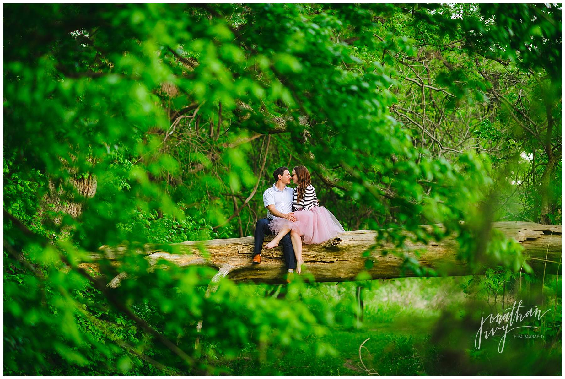 Cibolo Nature Center Engagement Photos