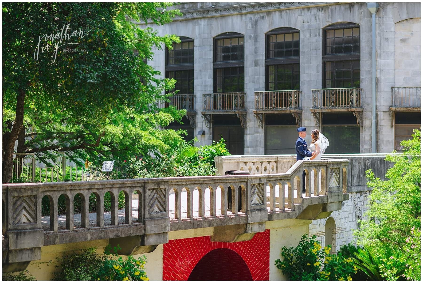 Bexar County Wedding Photographer – Marsteen Elopement