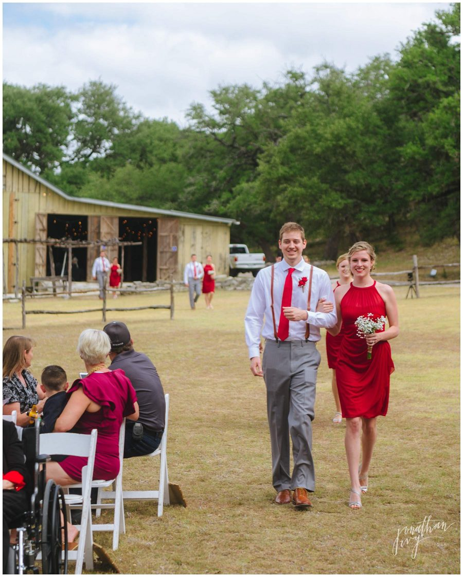 Don Strange Ranch Outdoor Wedding