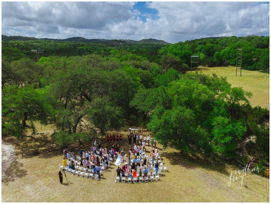 San Antonio Aerial Photography