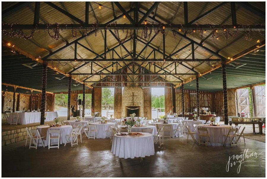 Don Strange Ranch barn