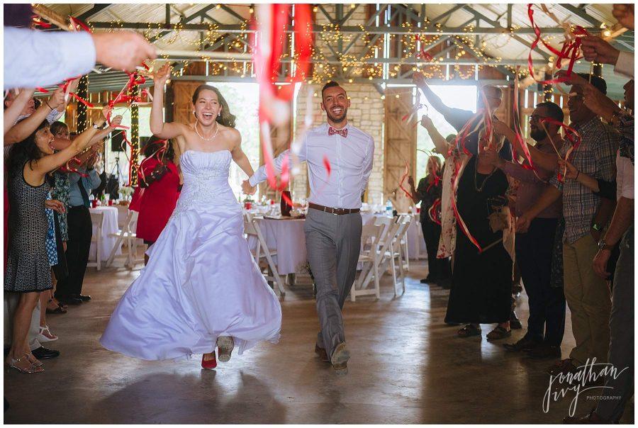 Don Strange Family Ranch Wedding Reception