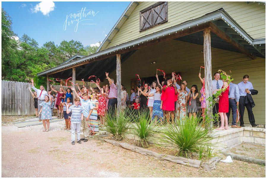 Don Strange Family Ranch wedding