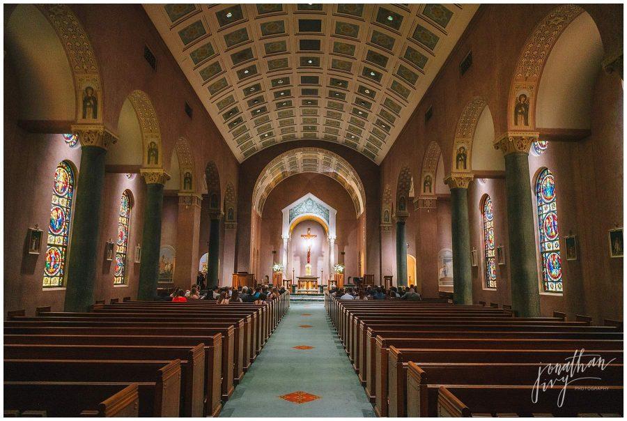 St Anne's Catholic Church Houston Tx