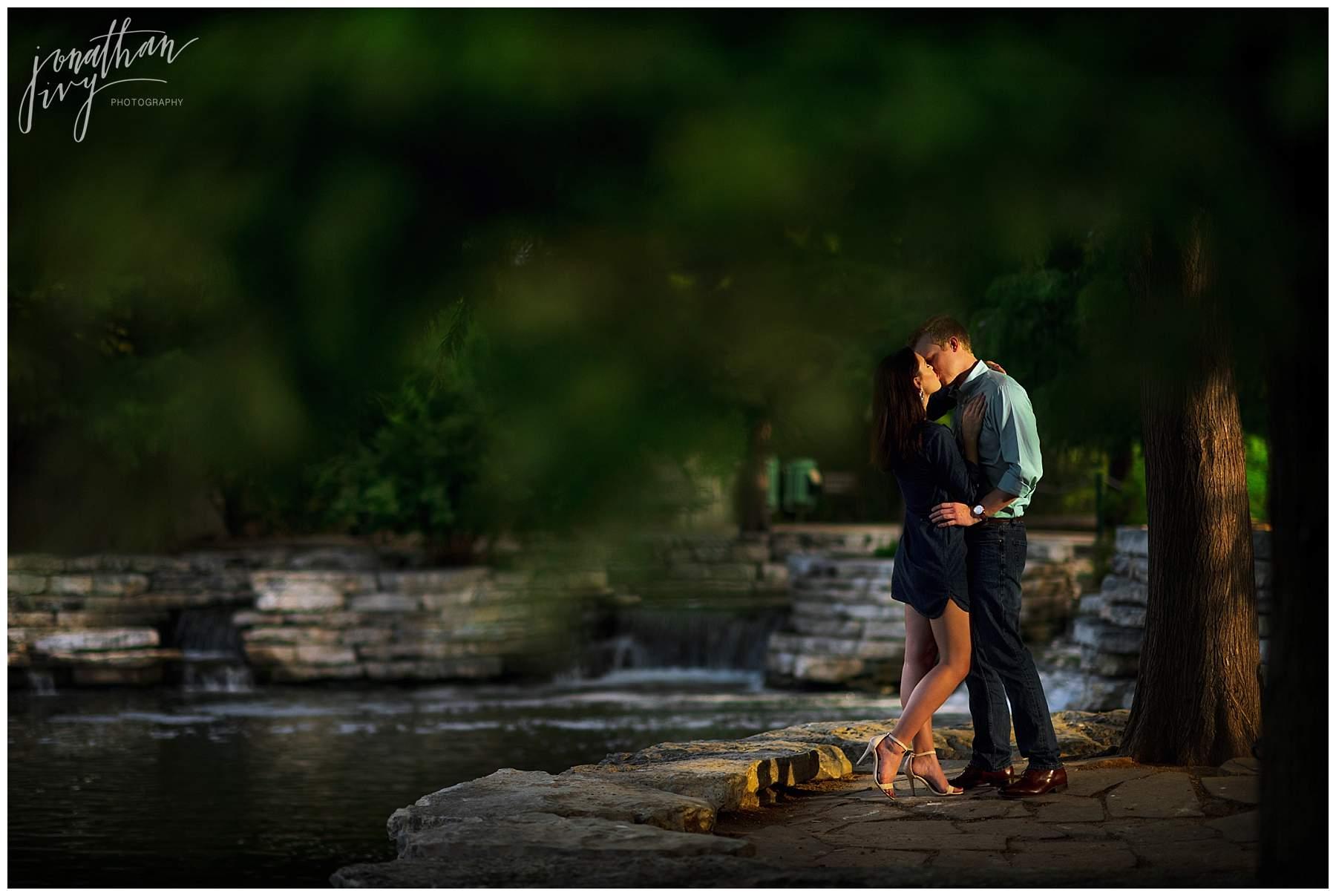 San Antonio Engagement Photos