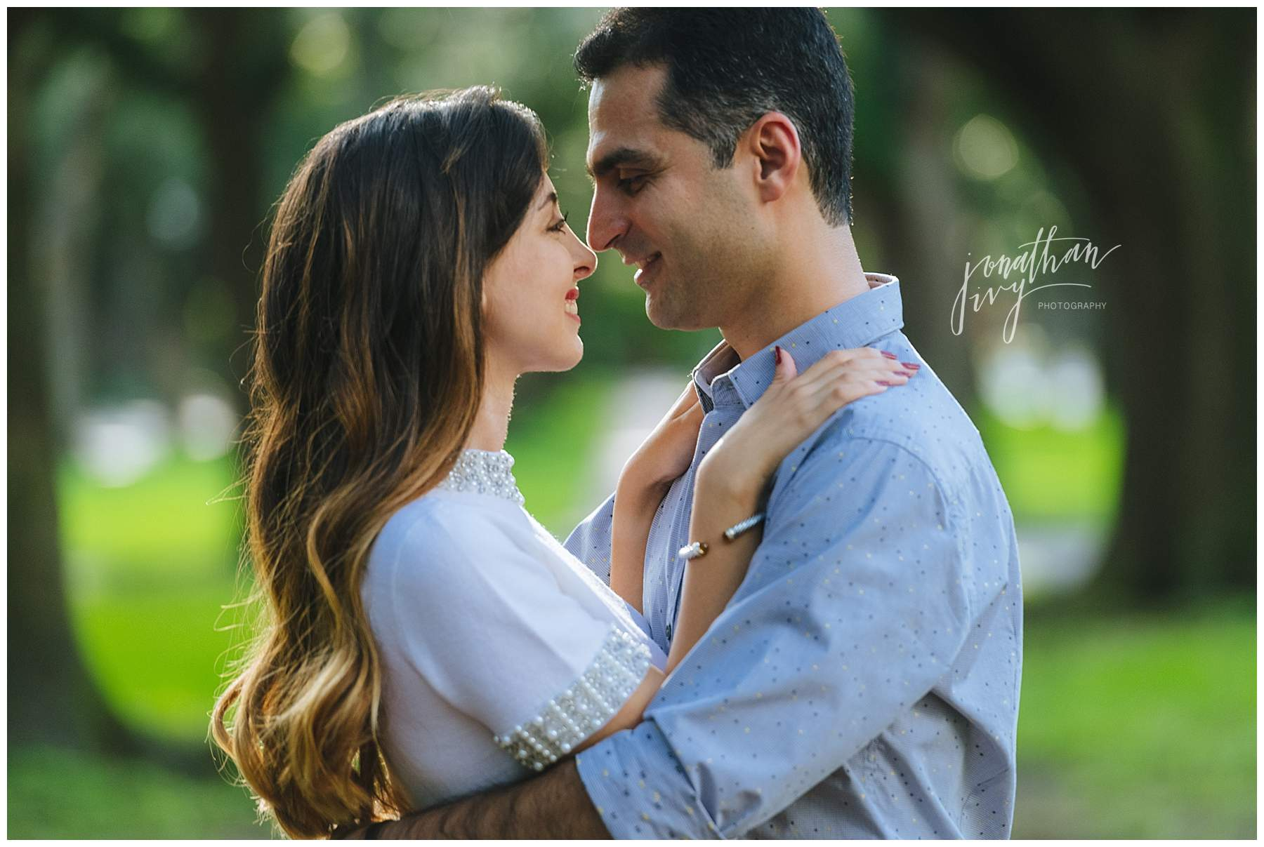 Downtown Houston Couple's Photos