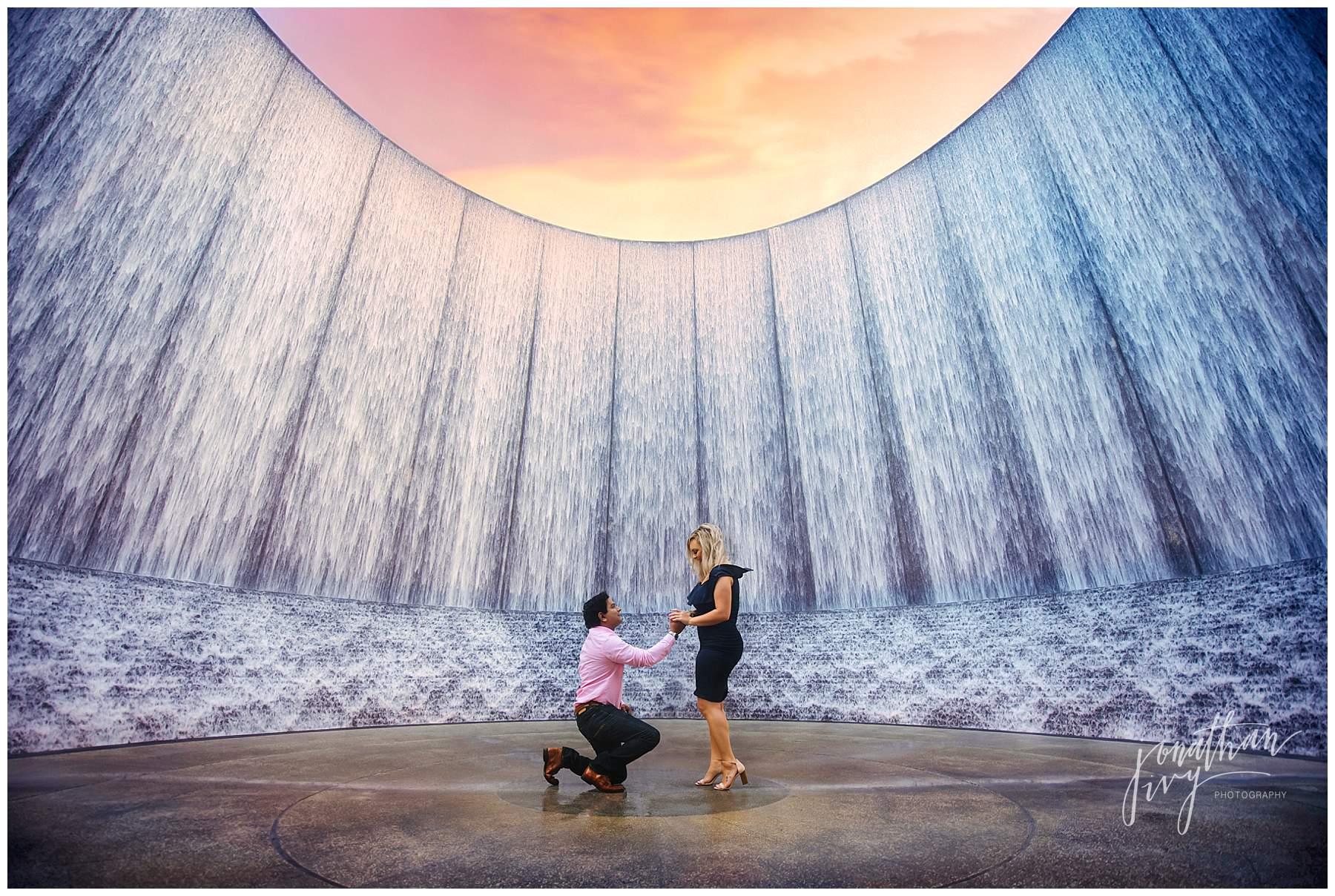 Houston Waterwall Proposal – Venkata & Brianna