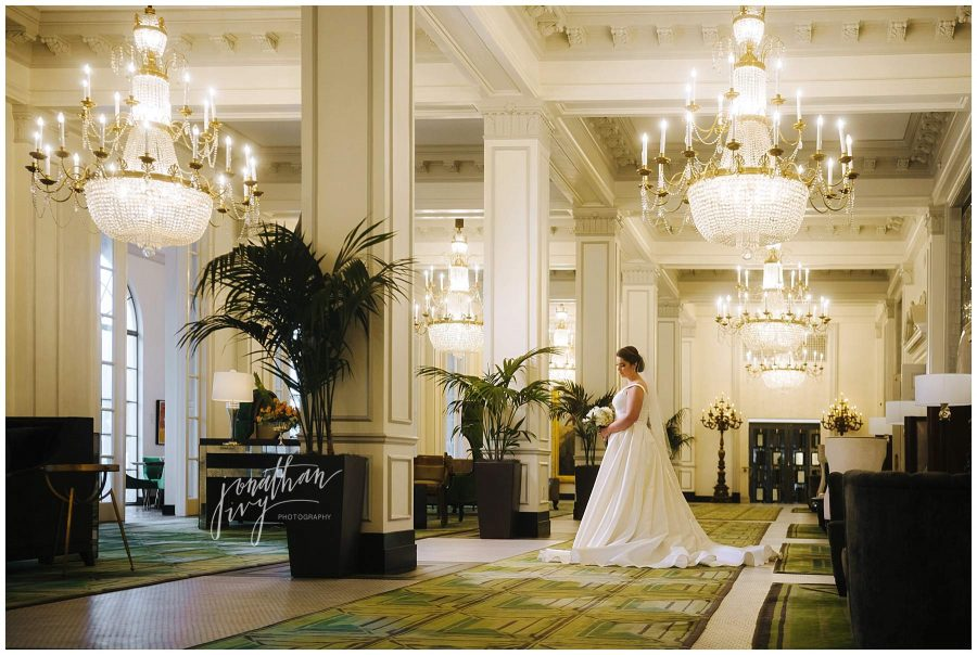 St. Anthony's Hotel Bridals
